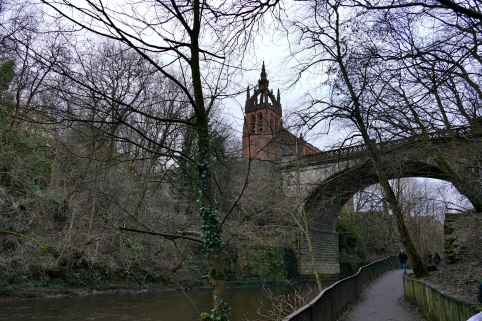 The Kelvin Walkway